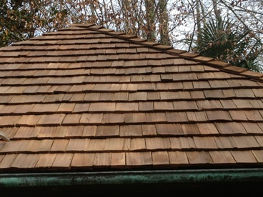 Replace Cedar Roofing Hoover