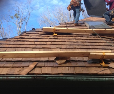 Cedar Shingle Repair Mountain Brook