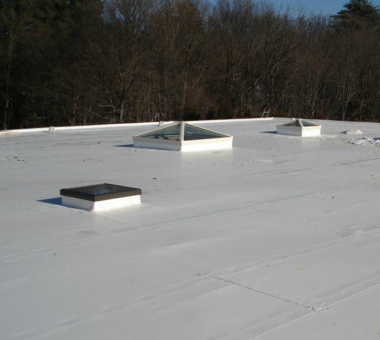 Single Ply Roofing Homewood