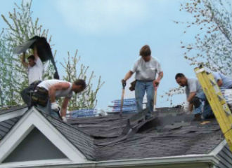 shingle roof installers
